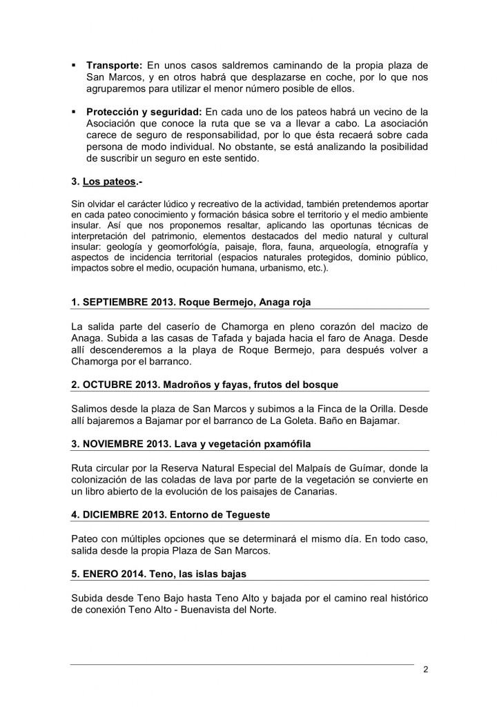 PATEOS DE LA ASOCIACIÓN1